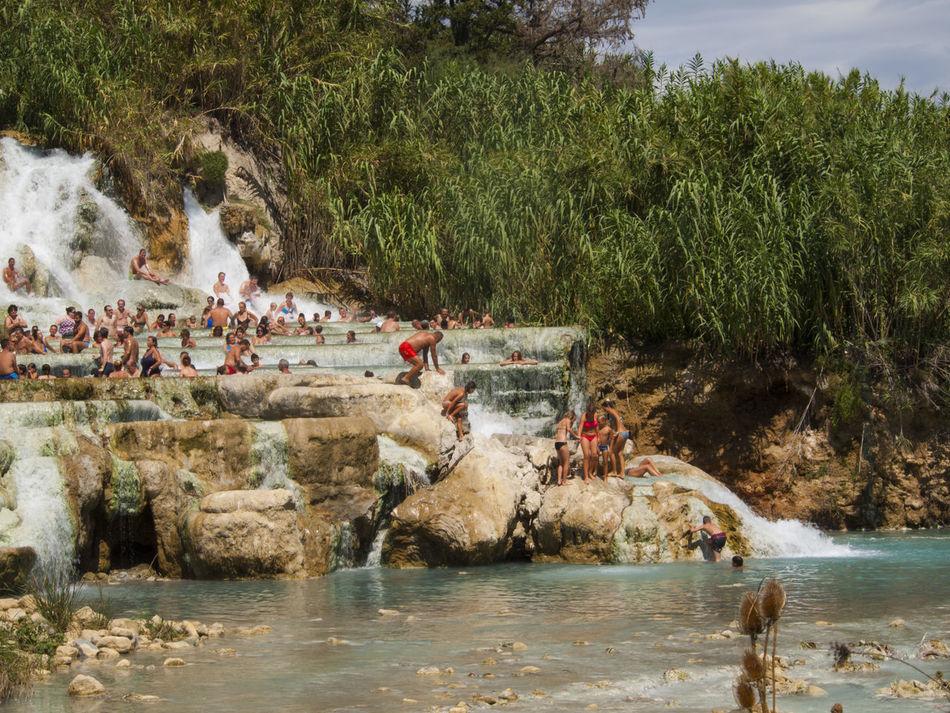 Beautiful stock photos of waterfall, Activity, City Life, Day, Enjoyment