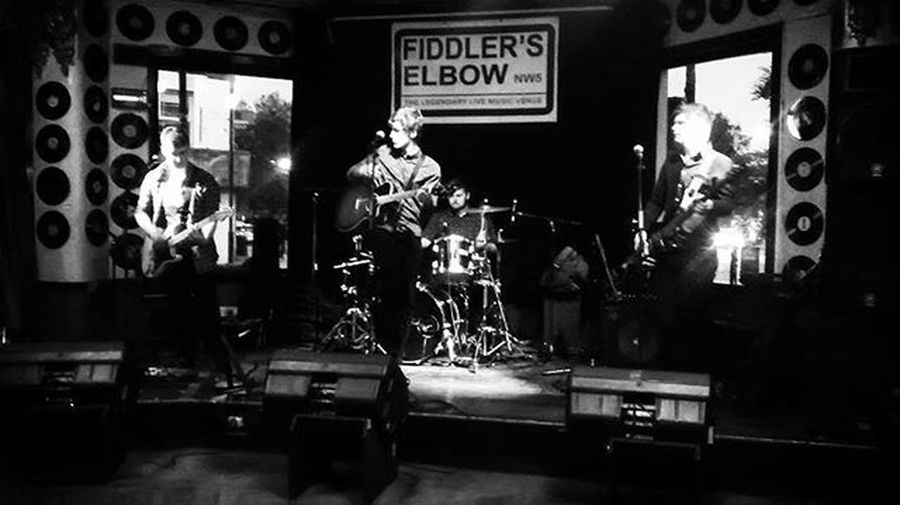 Great gig the other night at Fiddlers Elbow in Camden with the lads @treehouseparty13 Treehouseparty Band Music Fiddlerselbow Camdengig
