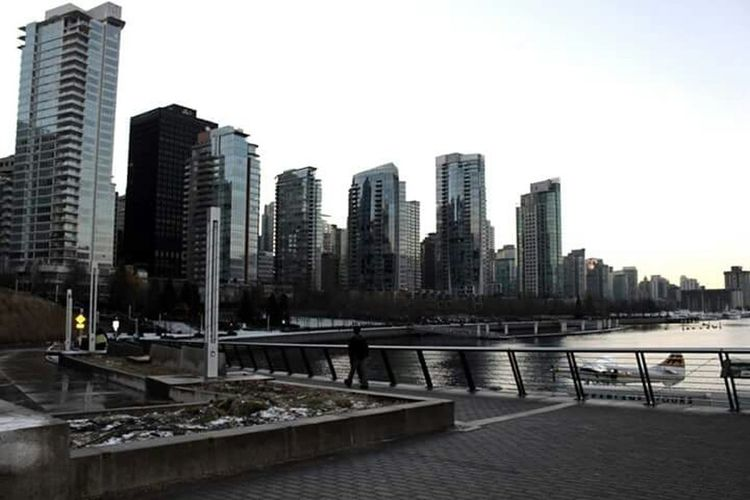 Downtown Vancouver Eye4photography