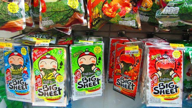 711  Bangkok Snacks Enjoying Life Traveling Voyagerofworlds Onenightinbangkok United Colors Holiday Thai Food
