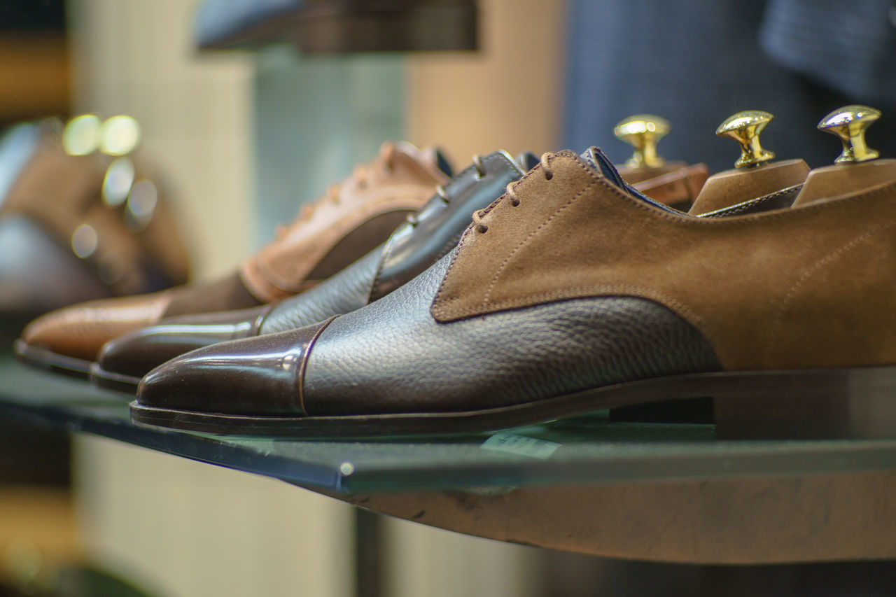 Brown Shoes Close-up Clothing Fashion Leather Lifestyles Luxury Menswear No People Pair Shoe Shoelace Suède Three Vintage Window Shopping London Lifestyle Focus Object EyeEm Masterclass Turkishfollowers Sonyalpha Eye4photography  London
