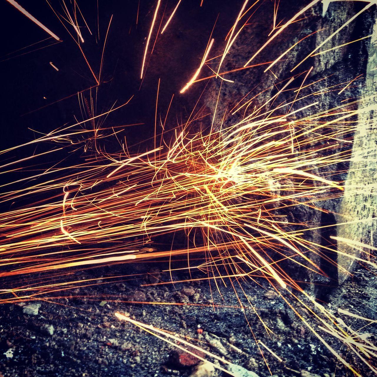 Sparks Sparks Fly