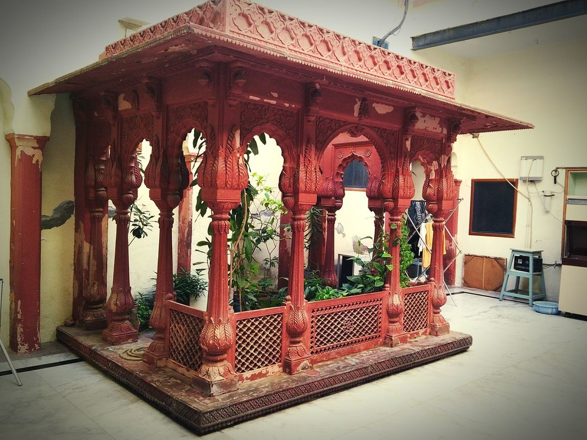 Architecture Architectural Column Built Structure History Courtyard  rajasthani Asian Culture