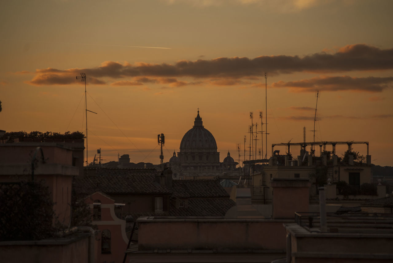 Piazza del Quirinale Nikon Picoftheday Rooftop Sunset View