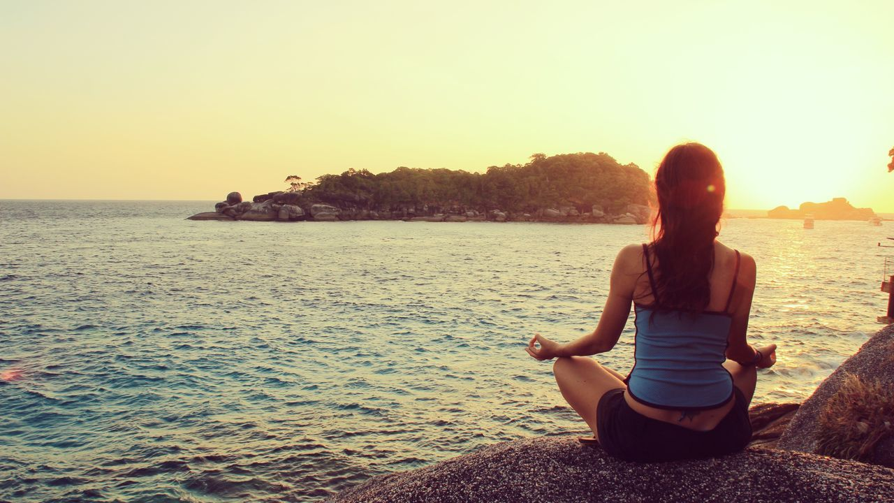 Sunrise and Meditation New Years Resolutions 2016