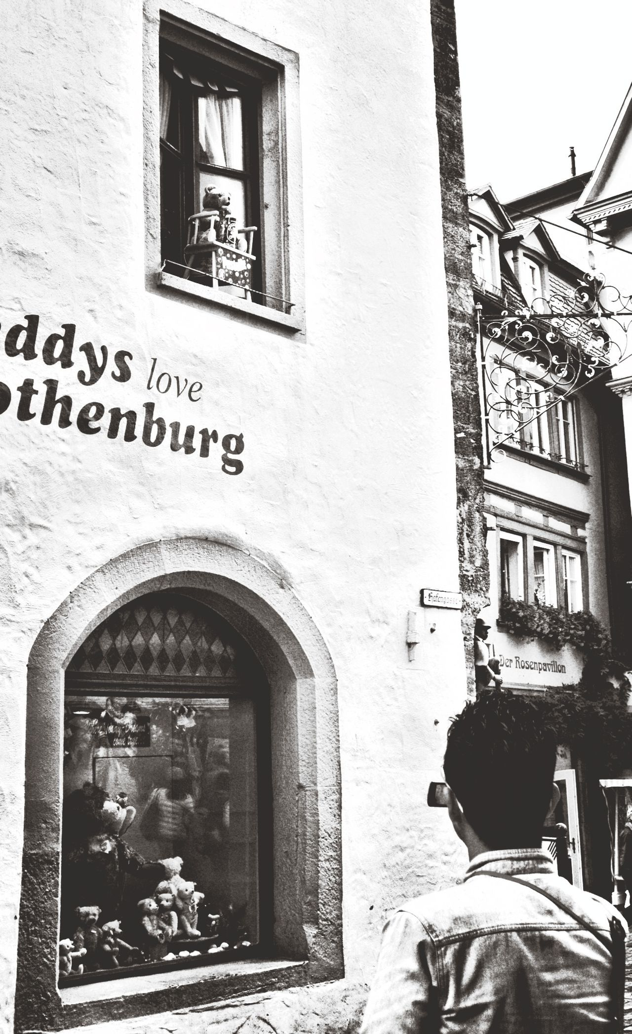 Teddy♪(*^^*) Landscape Traveling Taking Photos Rothenburg O. T.
