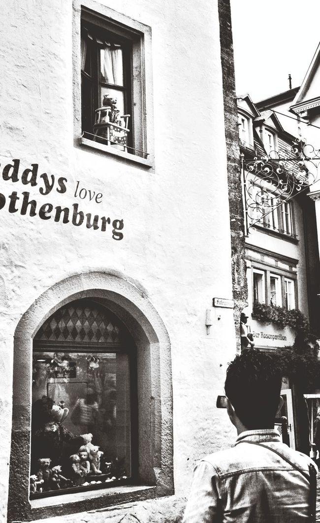 Teddy♪(*^^*) Landscape Traveling Taking Photos Rothenburg O. T.