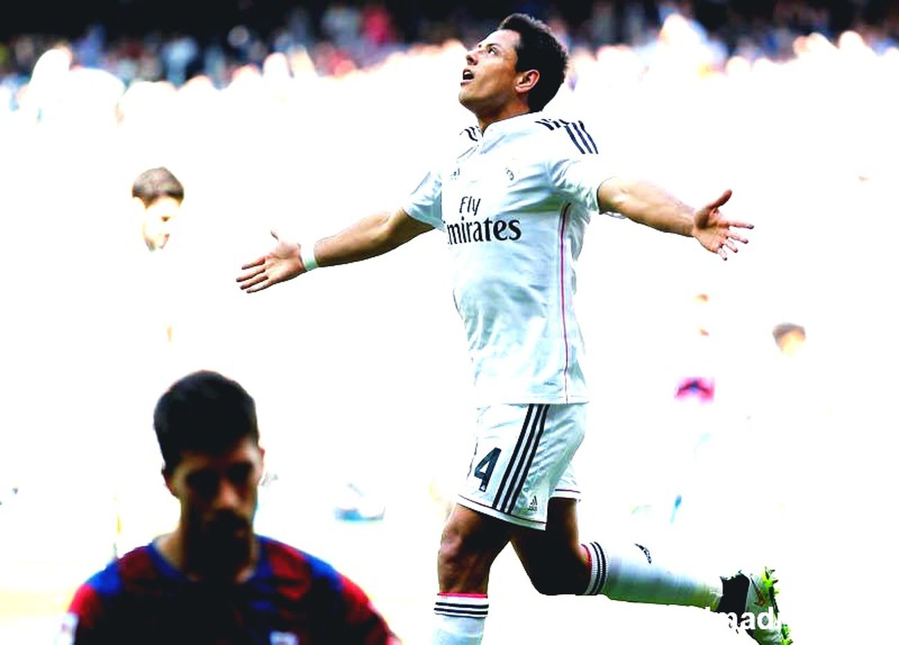 Chicharito Real Madrid First Eyeem Photo