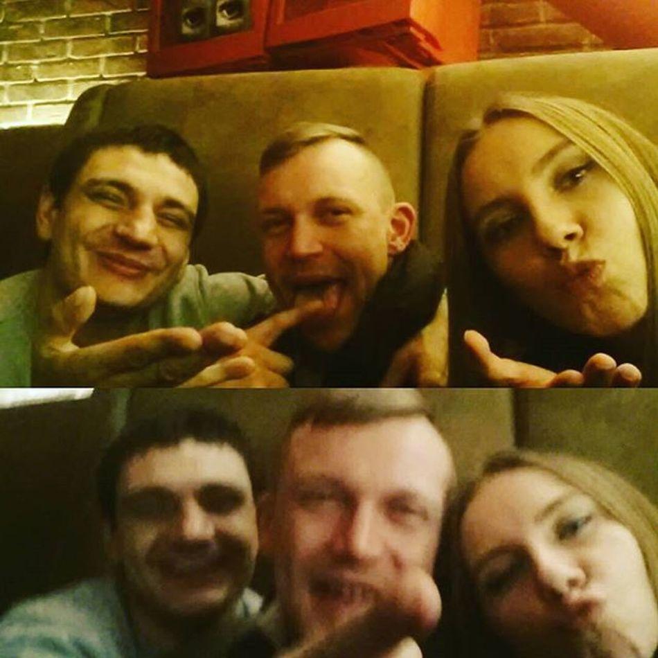 😂😂😂😍👌👌 Trys Draugeliai Siautejom Atsibundi IR RandI Telefone Tokias Foto
