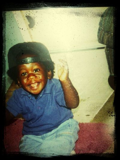 Since A Young One I Been That Nigga.