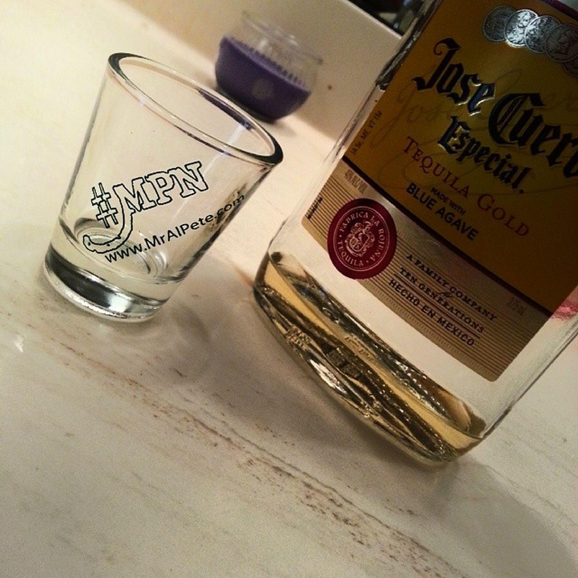 MPN last drop of Tequila from that night. KIATEQUILA Jacksonville Fl ToTheTop 2013