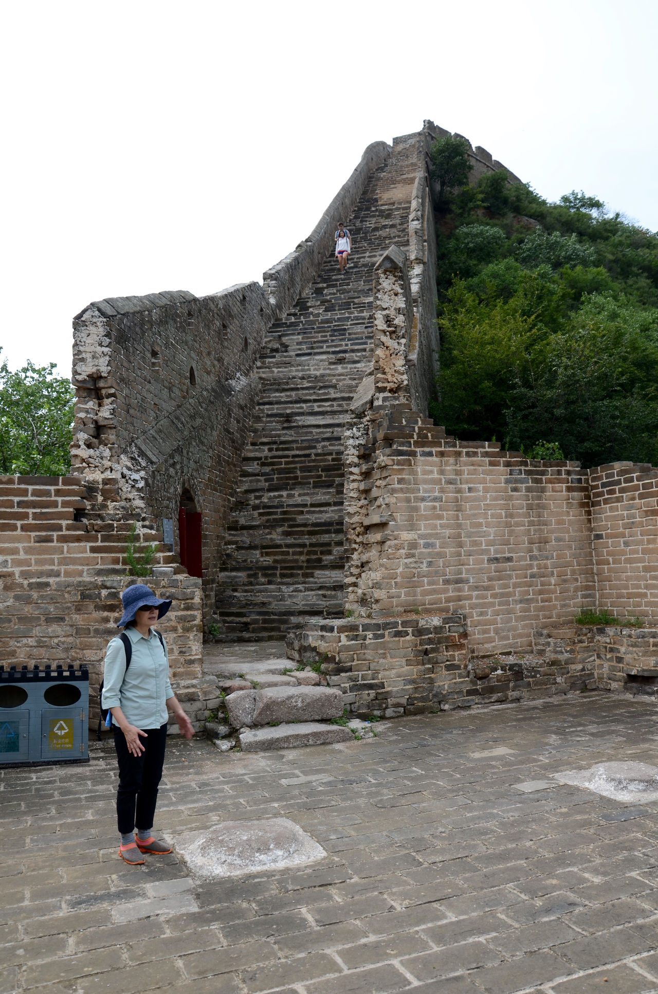 Artchetecture_collection Beijing, China Brick Wall Famous Place Gubeikou Jinshanling JInshanling Great Wall The Great Wall Of China Top Of The Mountain Finding New Frontiers
