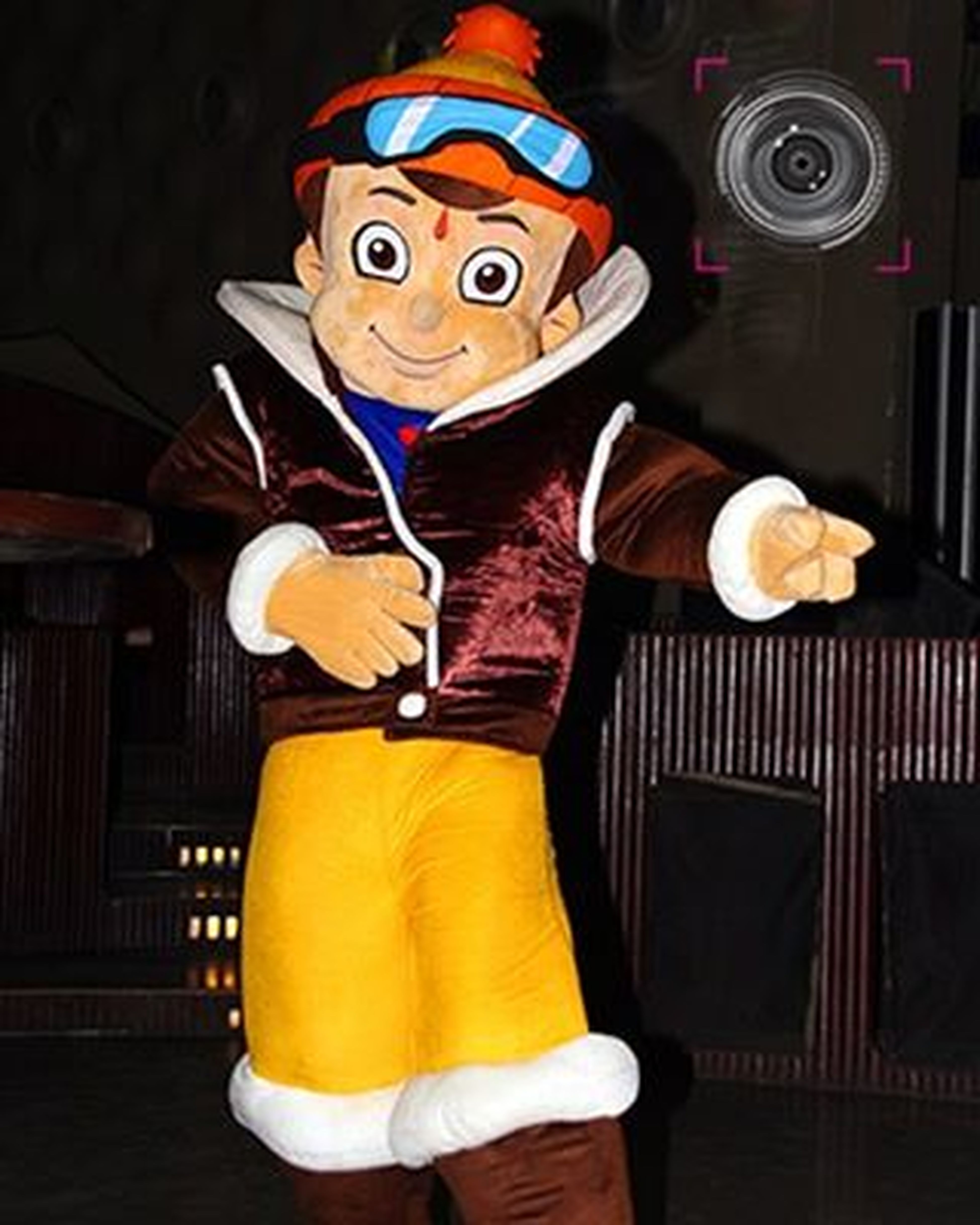 ~~~~~~~~~~~~~~~~~~~~~~~~~~~~~~~ 🗻CHHOTA BHEEM HIMALAYAN ADVENTURE🗻 ~~~~~~~~~~~~~~~~~~~~~~~~~~~~~~~ Chhota Bheem is a new upcoming bollywood animation movie releasing on 8th January 2016. It's one of the most awaited animated movies, full of action scenes and drama. According to the script, Chhota Bheem and his friends set out for a vacation to Manali where they intend to play adventurous sports in the snow clad mountains of Himalayas. In Manali, the powerful and conniving Hidimbak has an evil master plan to loot the kingdom and usurp the throne. He is ably assisted by his smart nephew Ghatto and group of strong goons. ~~~~~~~~~~~~~~~~~~~~~~~~~~~~~~~ Check out their site www.chhotabheem.com ~~~~~~~~~~~~~~~~~~~~~~~~~~~~~~~ ChhotaBheem MOVIE Bollywood Animation Manali Himalayas Adventurous Action Drama Chhotabheemhimalayanadventure Greengoldpictures Snow Sports TheblueFROG Indiblogger FlipkartKids