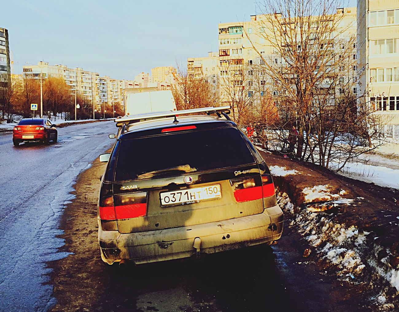 сааб самолет Saab России весна