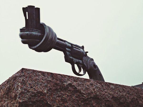 MaxArt Peace Gun Autumn
