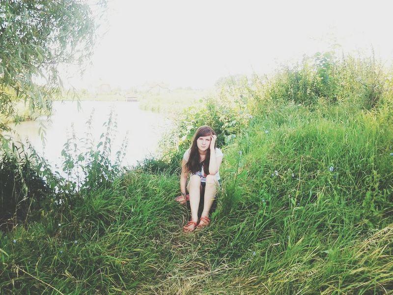 летоооо😘💕 приятно воспоминания  Лето2015 Поездка идеи для фото влюбленная смешная хочуспать Уставшая красивая девушка красивая милашка