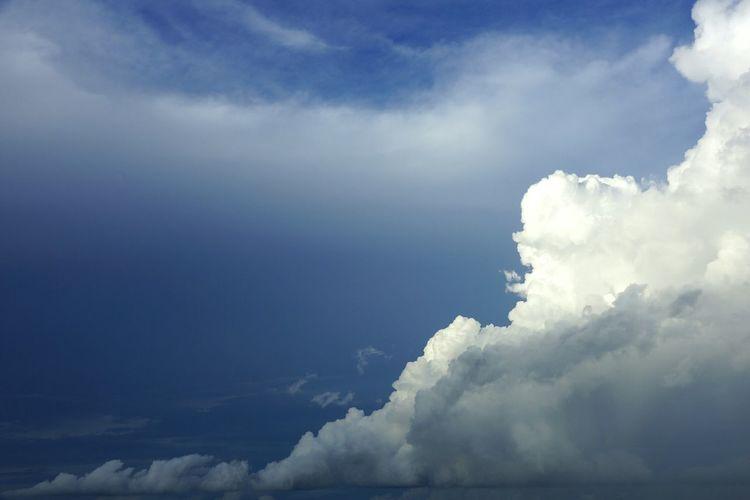 Globalwarming Clouds Global Warming Blue White