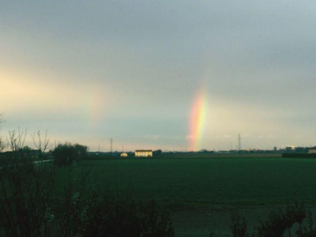 Somewhere Over The Rainbow Double Rainbow Rainbow
