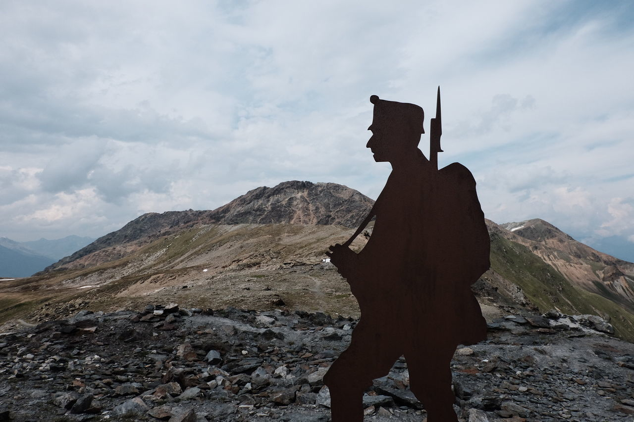 Those who died at 3000 metres during those four years should never be forgotten. Fujifilm Fujifilm X-E2 Fujilove Ww1 Ww1 Memorial WW1 Soldiers Alps Alpine Landscape Austria Hungary Soldier Passo Stelvio Passo Dello Stelvio Stilfserjoch