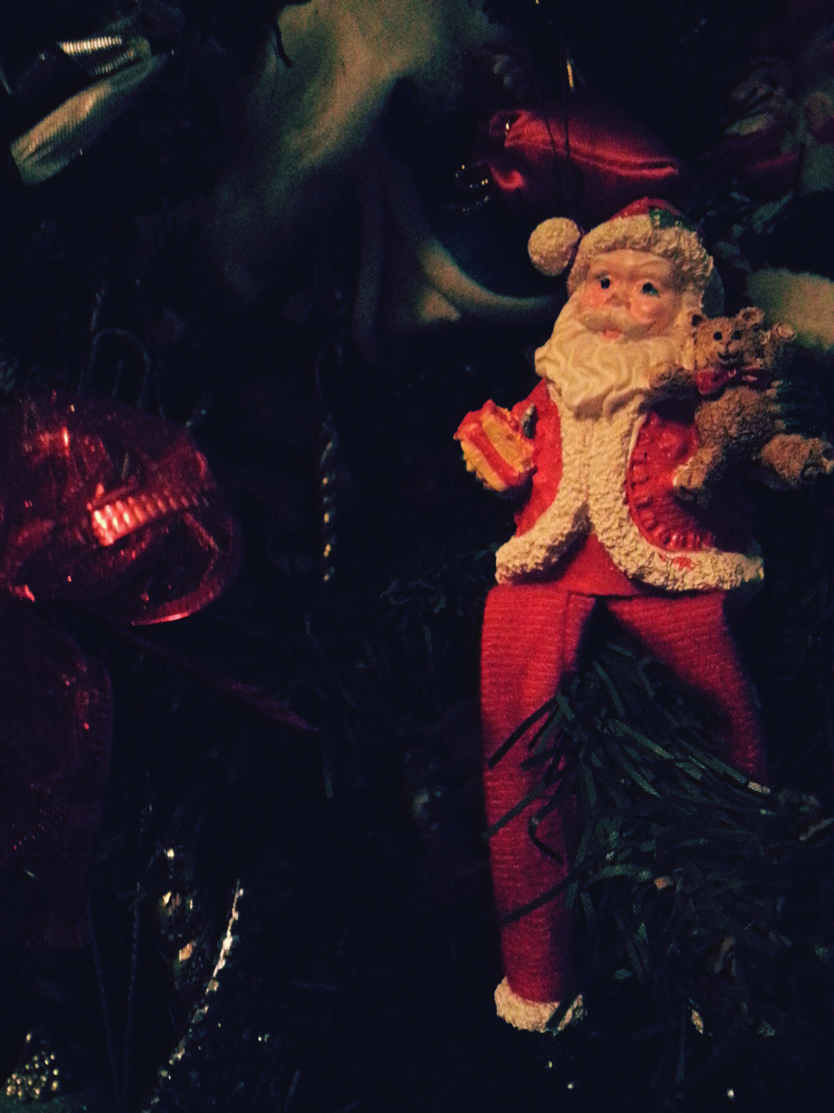 art and craft, art, night, creativity, human representation, tradition, celebration, red, christmas, animal representation, cultures, close-up, decoration, multi colored, no people, christmas decoration, outdoors, sculpture