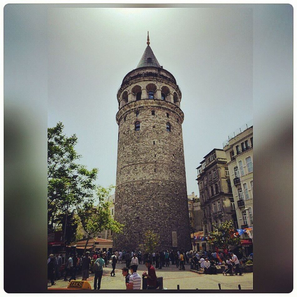Istanbul , галатскаябашня Arhitecture Historical Building Urban Geometry Galatakulesi Galatatower