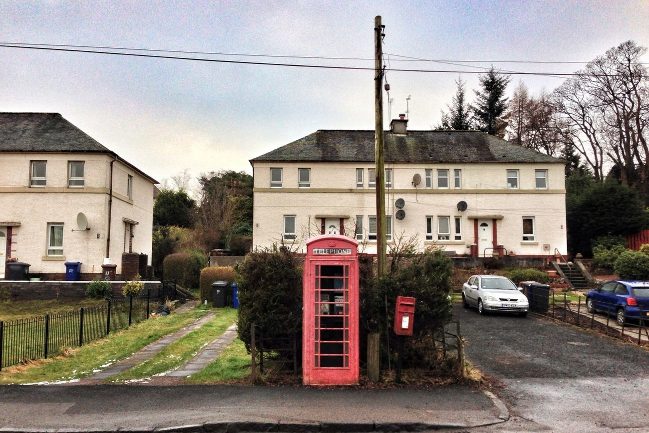 Scotland TheMinimals (less Edit Juxt Photography) Street Things Red Phone Boxes