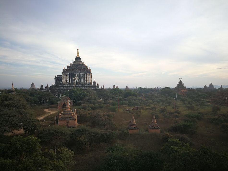 EyeEm EyeEmNewHere Myanmar Myanmarphotos Bagan, Myanmar Burma Pagoda Temple Bagan Pagoda Travel View Viewpoint Temple Architecture History Architecture_collection Asian  bagan in myanmarBagan Trip