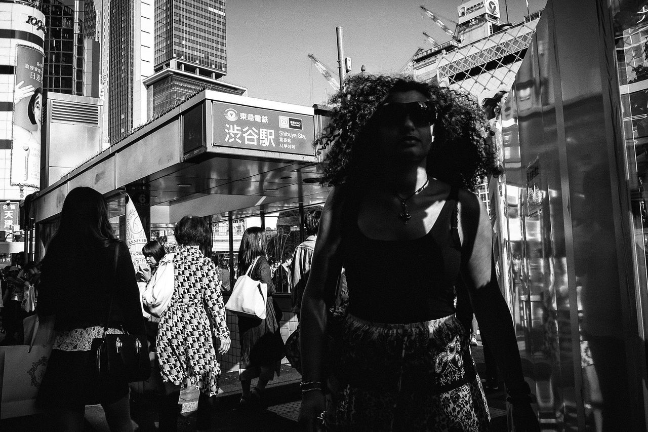 The Street Photographer - 2017 EyeEm Awards Streetphotography Blackandwhite Black And White People Tokyo Street Photography Streetphoto Japan Streetphoto_bw B&w Street Photography Streetphotography_bw Monochrome Photography The Week Of Eyeem Voidtokyo