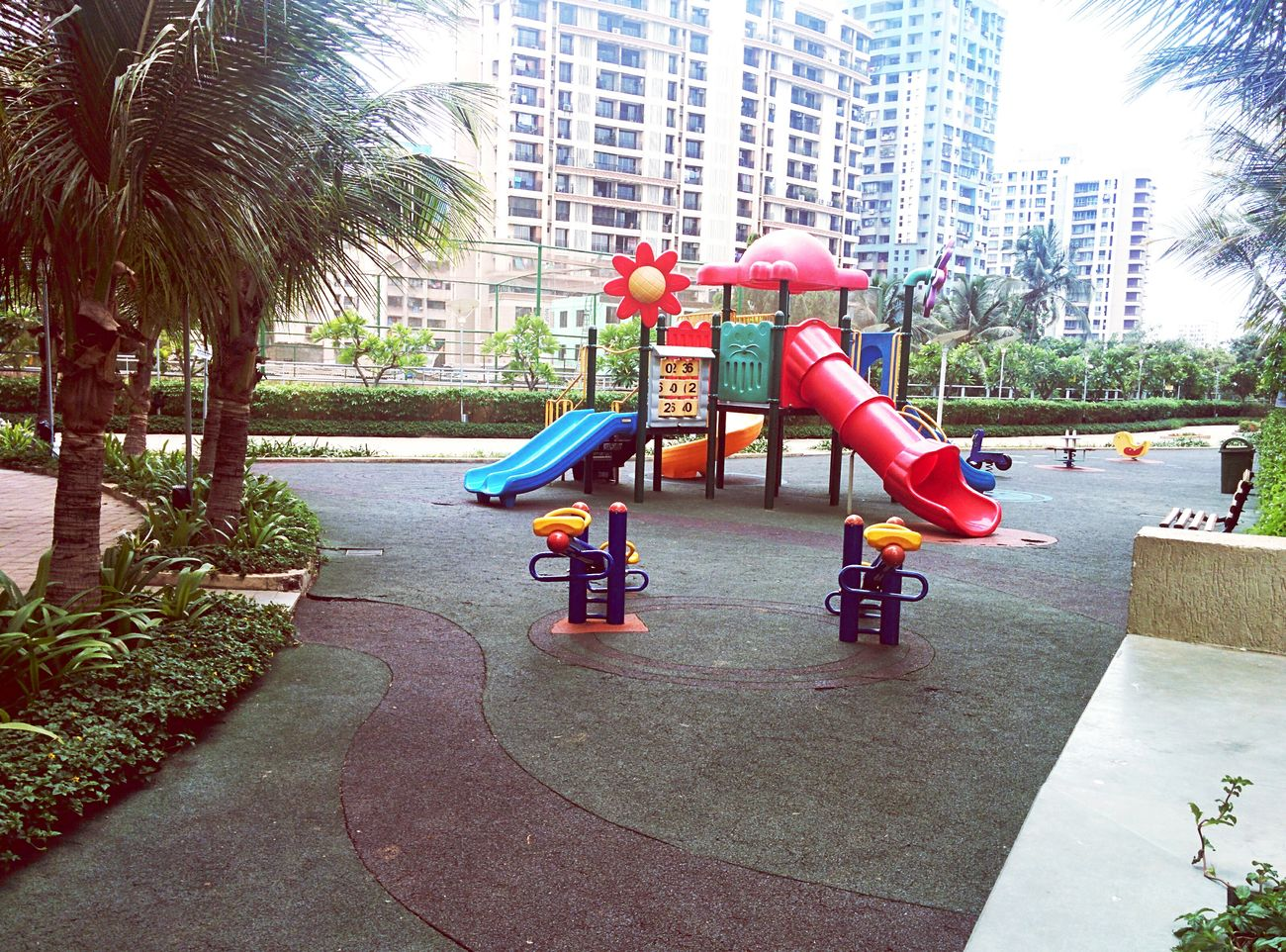 Play Area Kids Zone childhood