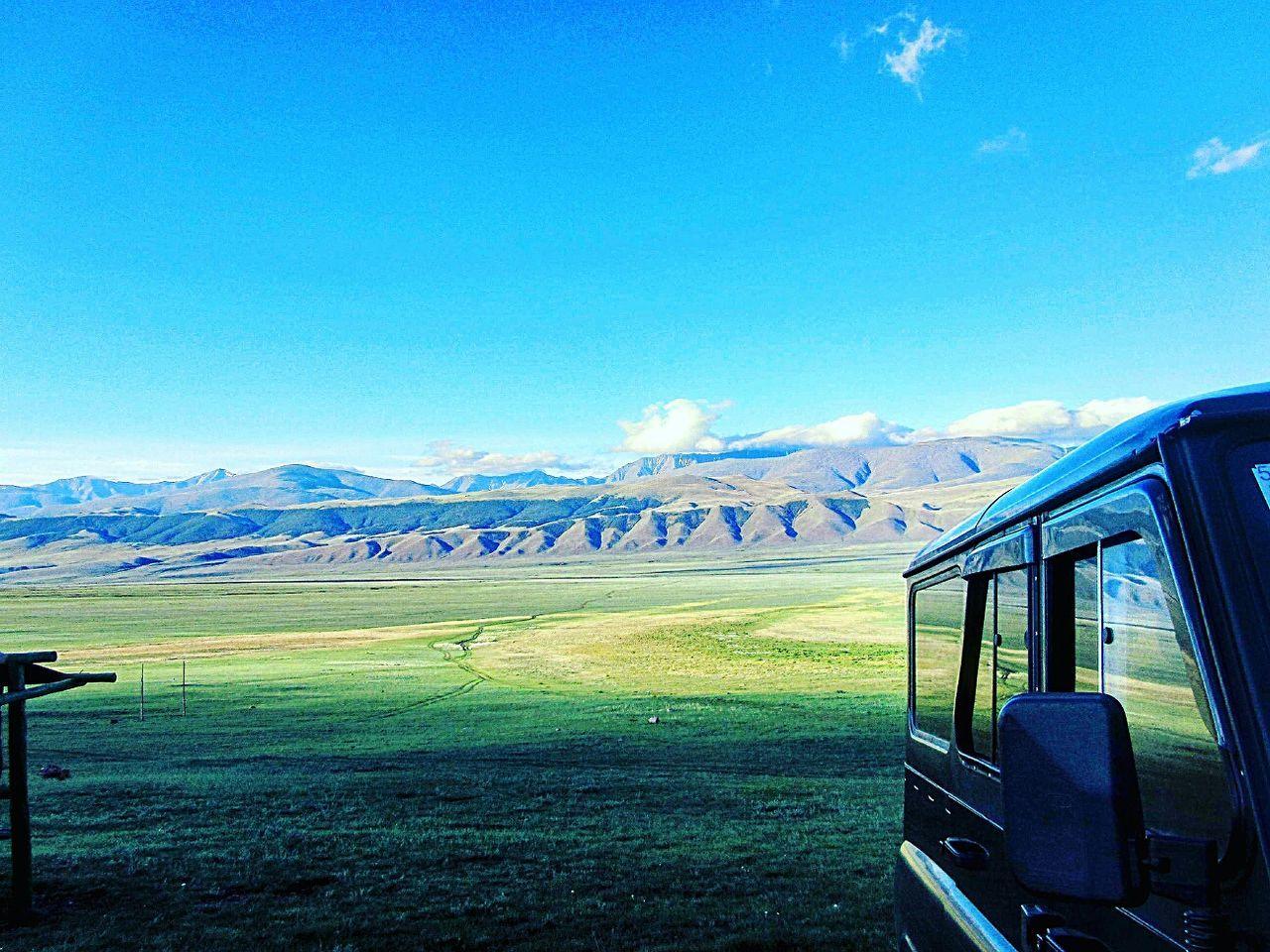 Travel Tayga Tyva