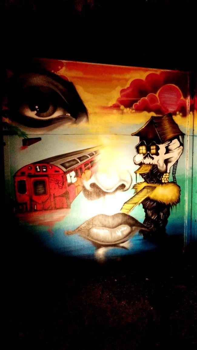 Stunning... Discovering Great Works Art Wynwoodwalls Artwalk 2ndsaturday