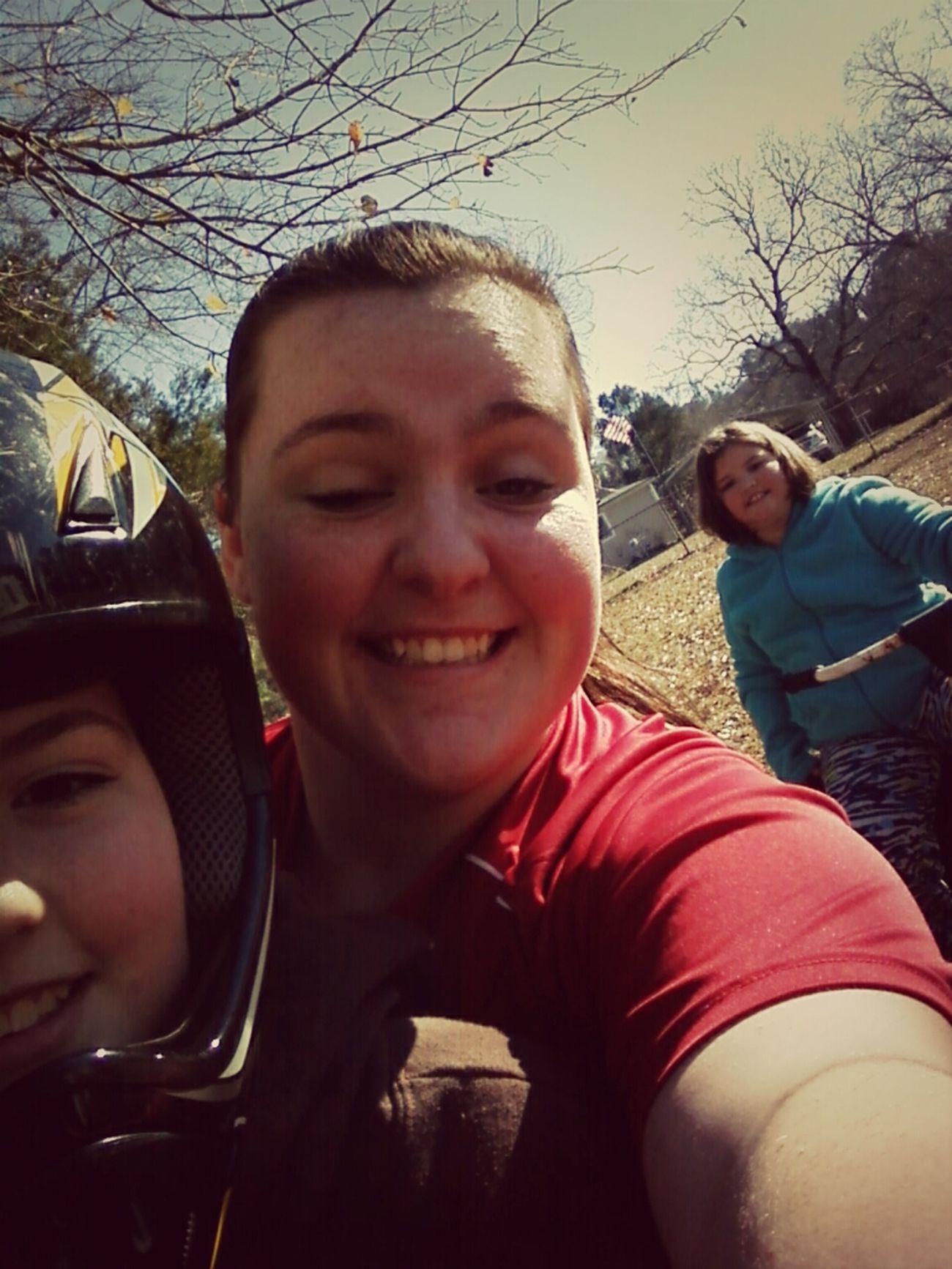 Riding The Wheerler