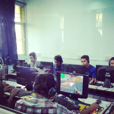 The counter strike division is going strong :D CS Irix2012 Dmodar