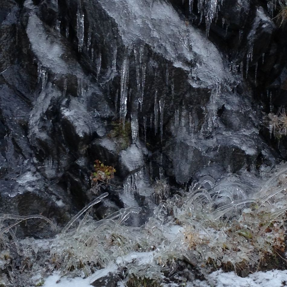 Norway Nordkapp Nature Rock - Object Motion Beauty In Nature No People Waterfall Cave Scenics Outdoors Day Power In Nature EyeEmNewHere