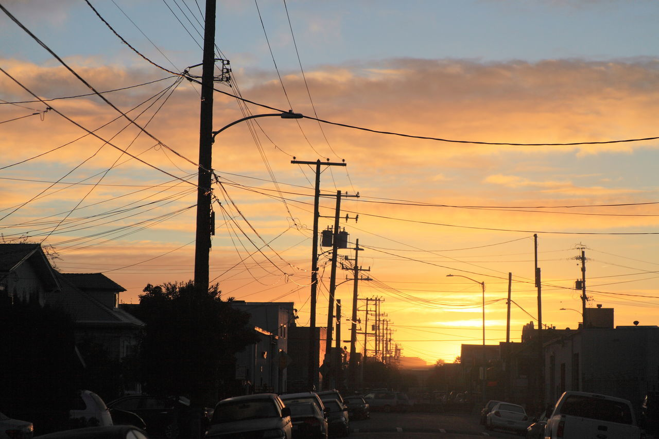 IF nothing else there is always Dawns Connection Dawn Electricity  Journey Light Morning Morning After Morning Alone Morning Of Morning Morning Sky No People Pole Power Cable Power Line  Sky Technology Wire