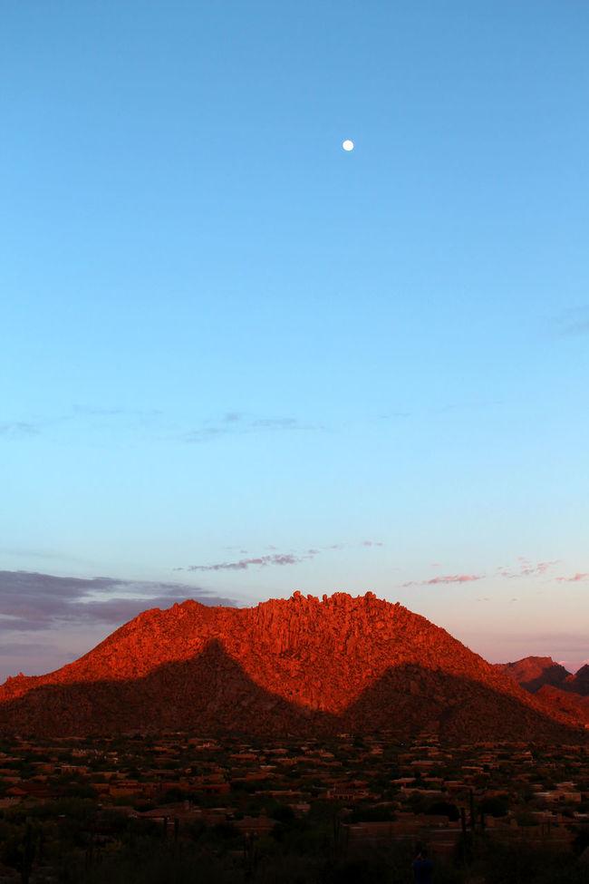 Arizona Beau Beauty In Nature Climb Exploring Hikeaz Landscape Moon Mountain Range Non Urban Scene Non-urban Scene Outdoors Tranquility Travel Destinations Market Reviewers' Top Picks
