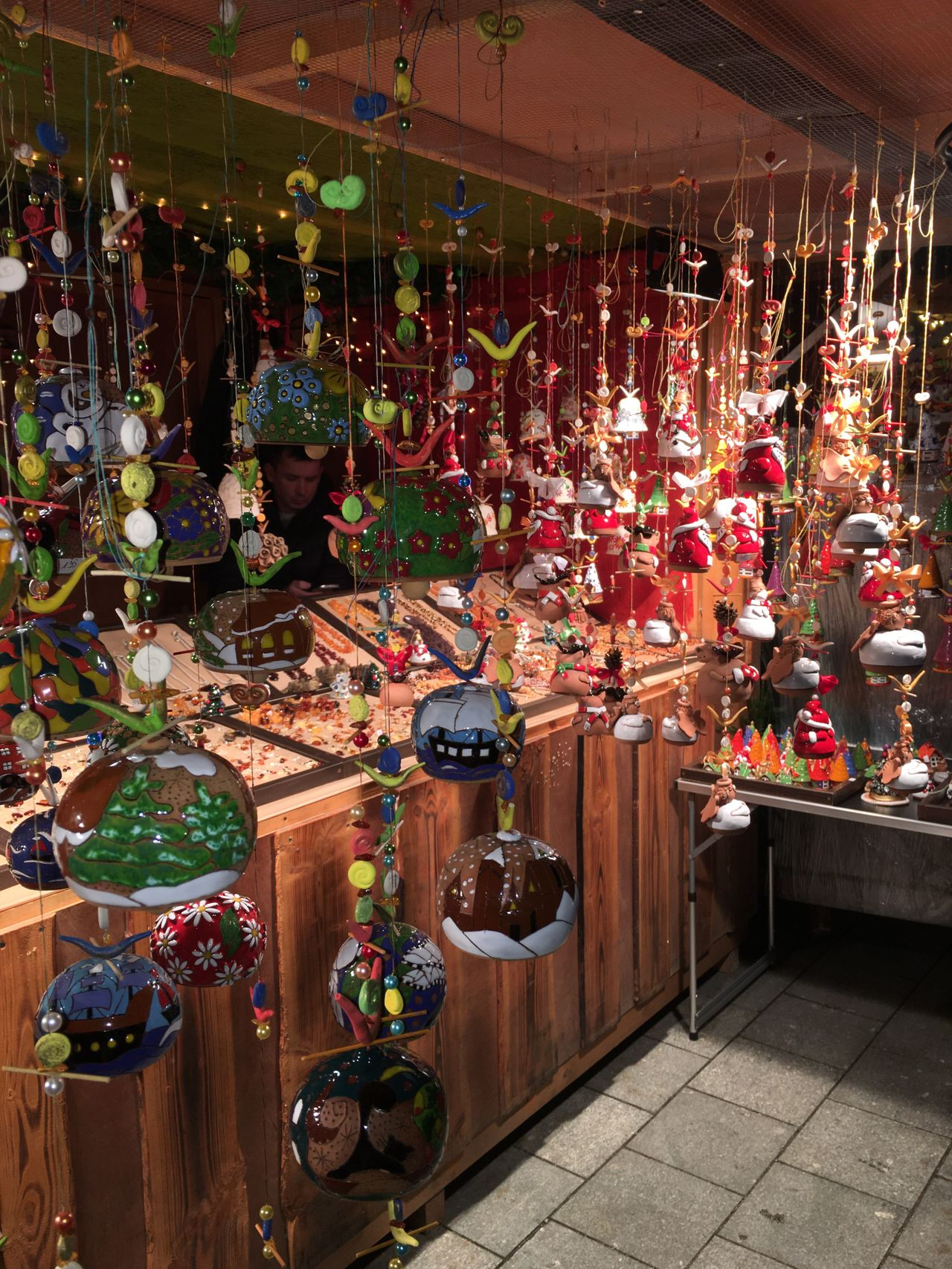 Celebration Retail  Indoors  Holiday - Event Variation Large Group Of Objects Figurine  No People Christmas Market Day