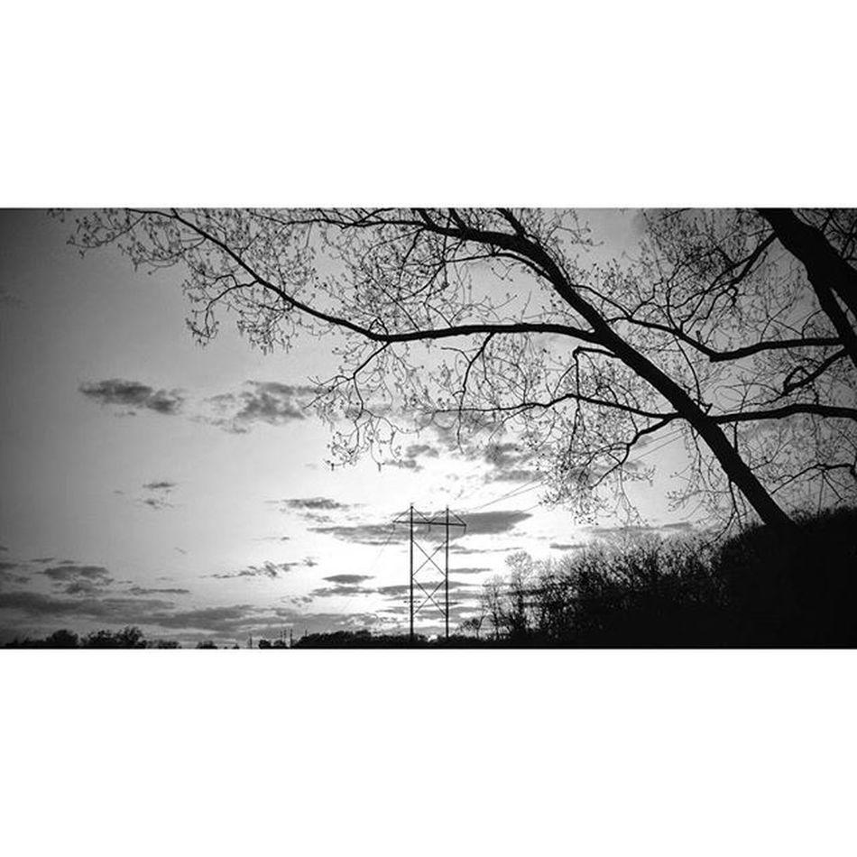 Watershed dam 7 in Atchison Kansas.... Ks_pride Kansasphotographer Kansasphotos Blackandwhite Blackandwhitephotography Bnw_captures Bnw_life Bnw Bnw_globe World_bnw Trb_bnw World Bnw_kansas Atchison Gogetit Bnw_sunset Worldsbestsunsets Worldssunset