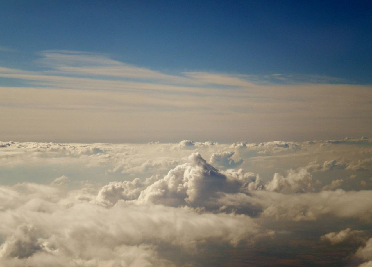 Beautiful stock photos of cloud, Aerial View, Blue Colored, Close-Up, Cloud