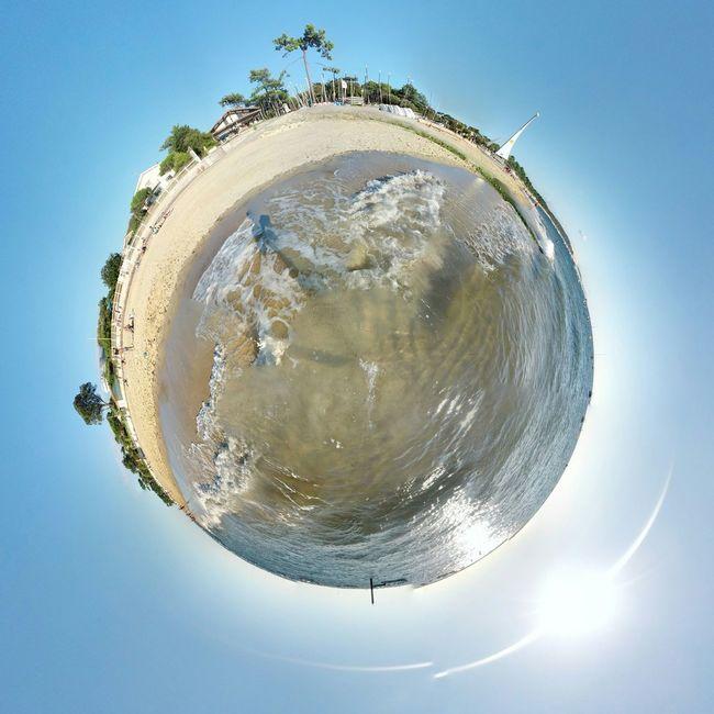 LittlePlanet Beach Ocean