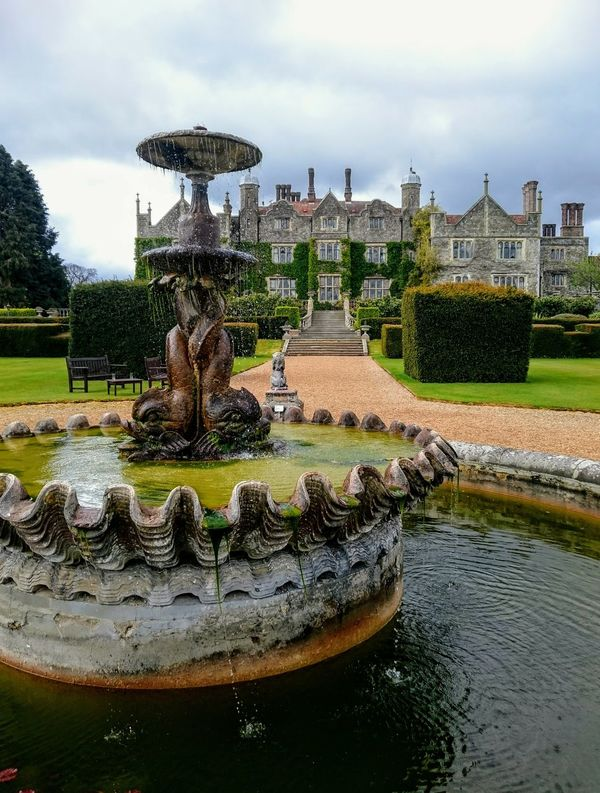 Garden Manor House Manor House Gardens Fountain Gardens