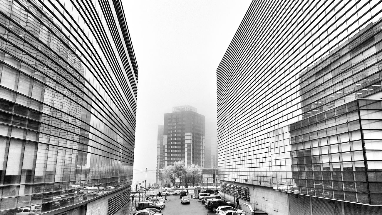 AFD Plaza Almaty Fine Art Photography