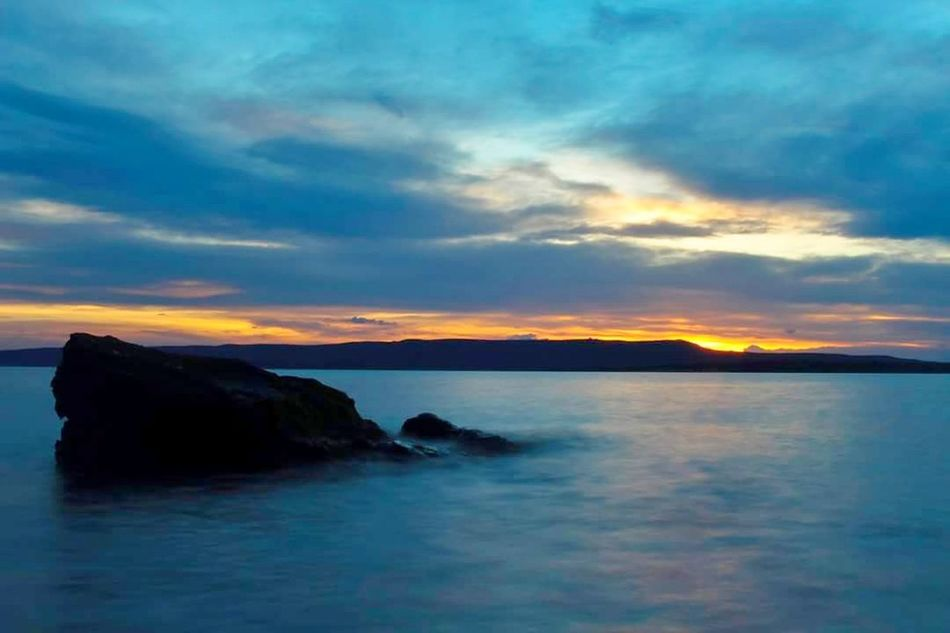 Yellowstone Lake Sunset Summer Work And Travel CCUSA Yellowstone National Park 2016
