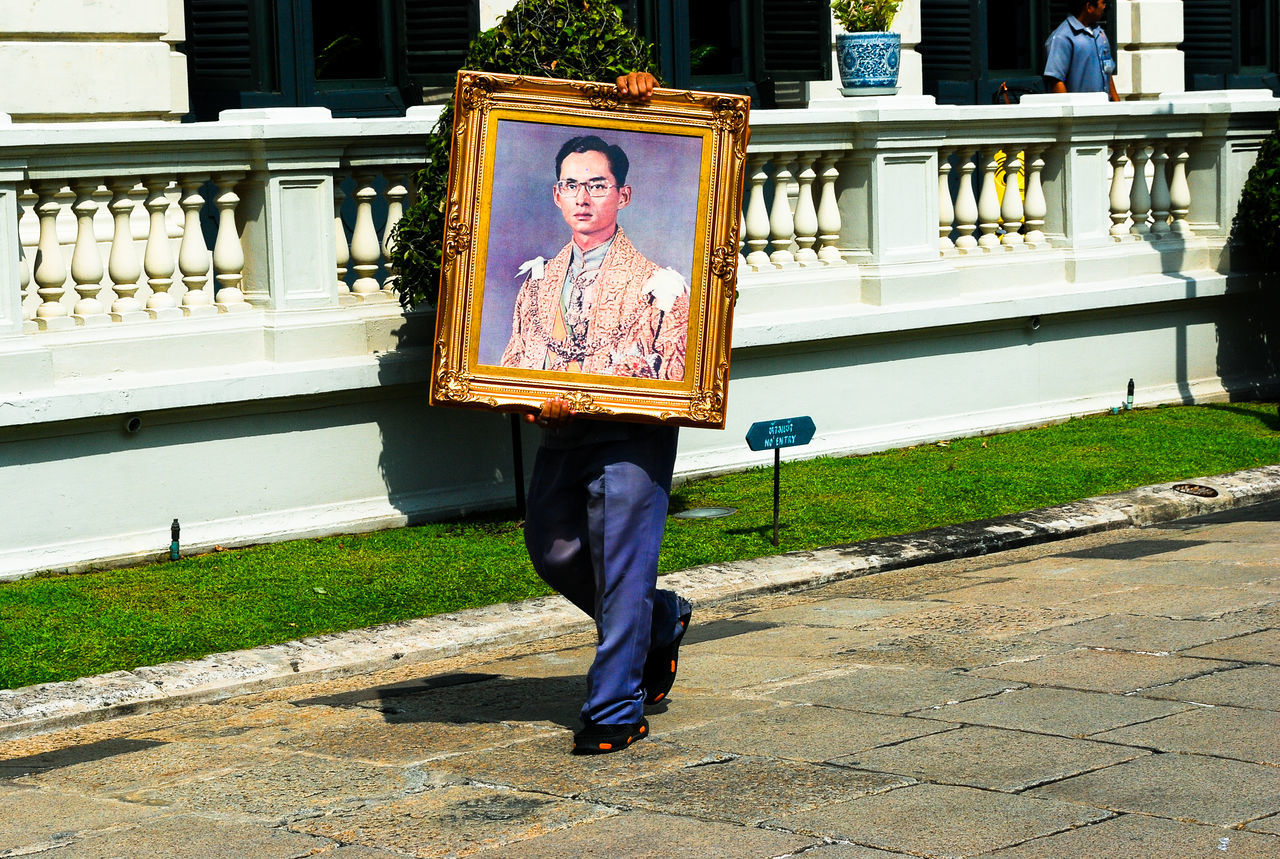 Asian Culture Budhist Temple EyeEm Gallery Grand Palace Bangkok Thailand Spotted In Thailand Street Photography Temples Temples And Shrines Thailand_allshots King Of Thailand Frame Picture Frame Monarchy Grand Palace Bangkok