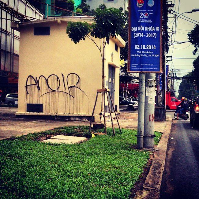 Drippy aholic. Anoir NC Lazyguys Graffitivietnam saigon tagging drippy