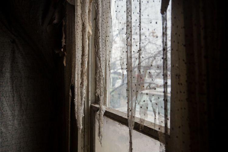 Abandoned Abandoned_junkies Abandoned House Aband0n_all_h0pe Creepywindowsunday