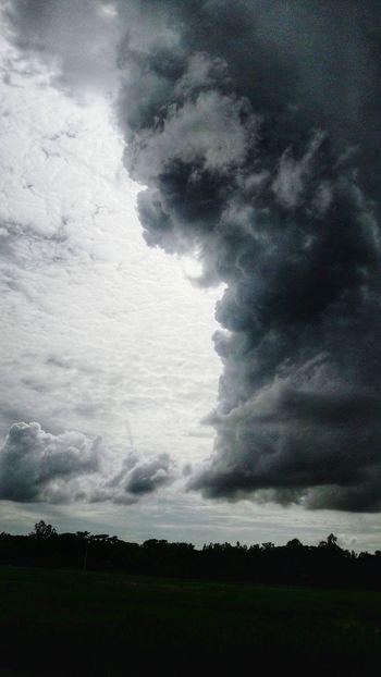 Sky Sky And Clouds