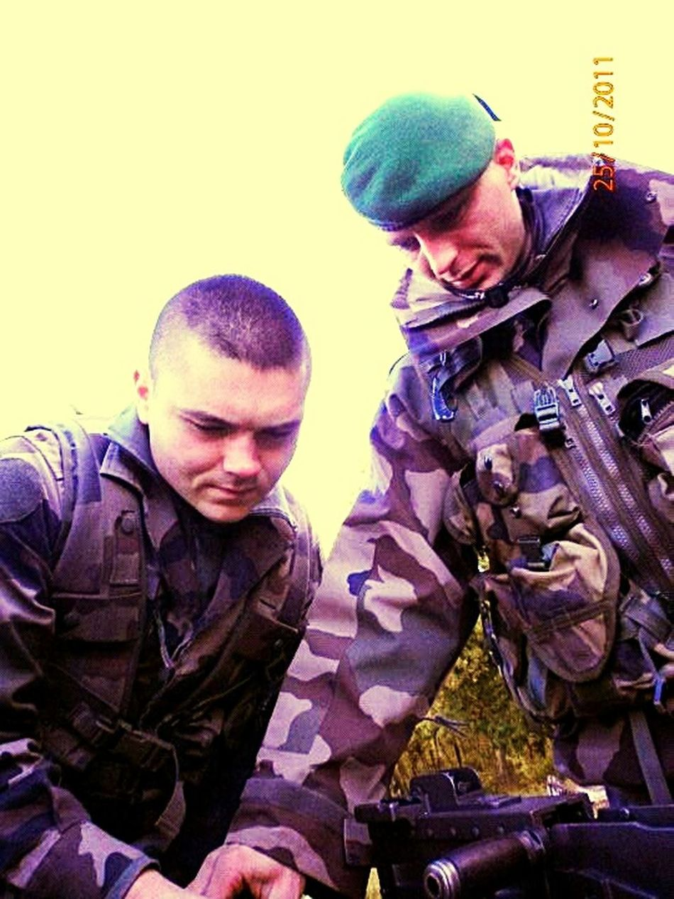 Special Forces Etaeurope. Com Legionnaire 2rep 50 Cal Guns Weapontraining Officer Sergeant Legion Legion étranger Best Time Of My Life