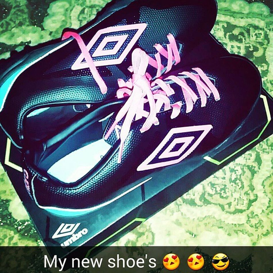 My new shoe's 😍 😎 Umbro
