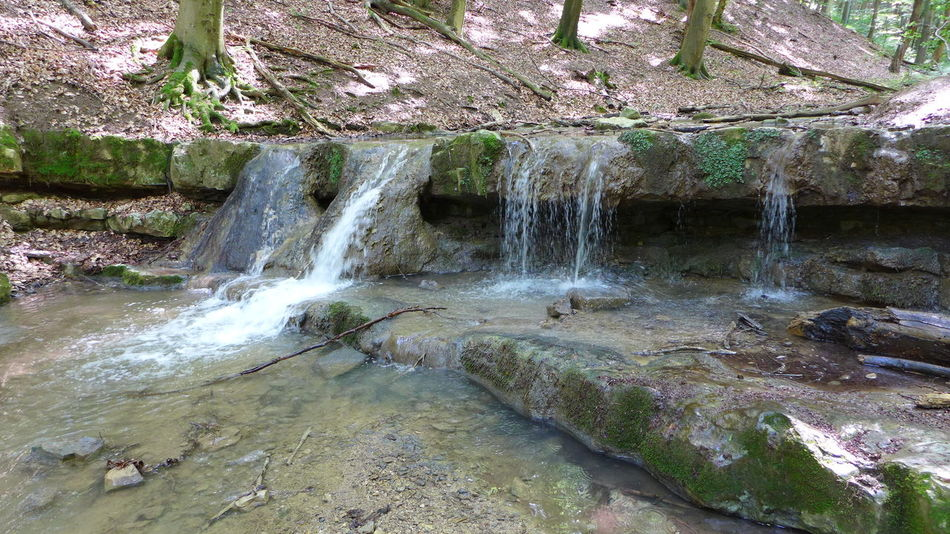 Beauty In Nature Creek Creeks Freshness Limestone Limestone Rocks Limestonephotos Mecseke Nature No People Outdoors Travertine Travertines Water Watercourse Waterfall